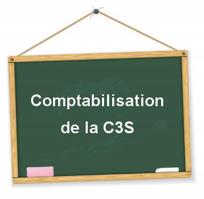 Comptabilisation de la C3S