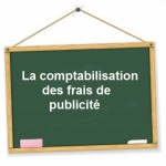 Comptabiliser frais publicite