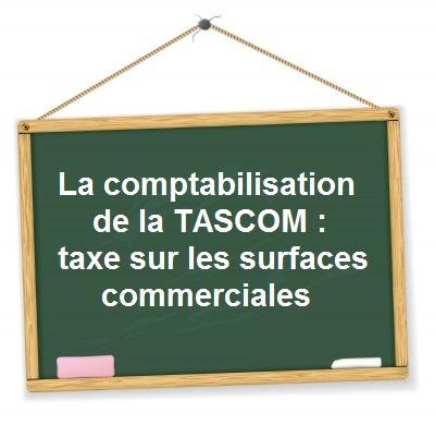 comptabilisation tascom