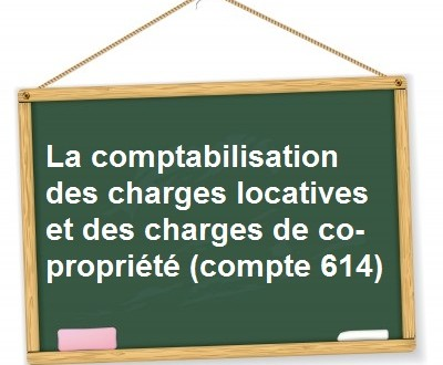 Comment comptabiliser les charges locatives et charges de copropri t compt - Charges locatives abusives ...