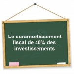 suramortissement fiscal investissements