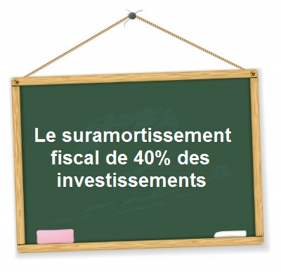 Suramortissement fiscal