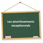 amortissements exceptionnels