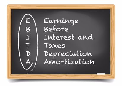 ebitda definition calcul interet