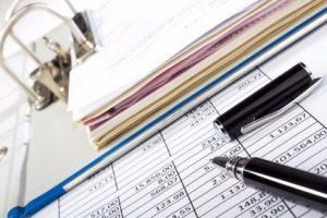 la balance comptable