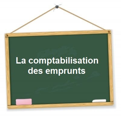 comptabilisation emprunts