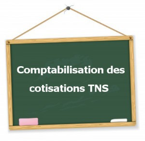 comptabilisation des cotisations TNS