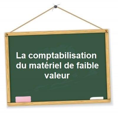 De Et Équipements Du Petits Matériel Valeur Des Faible Comptabilisation Rj5q3AL4
