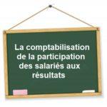 comptabilisation participation salariés