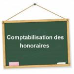 comptabilisation des honoraires