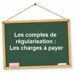 Les charges à payer