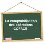 Comptabilisation opérations coface