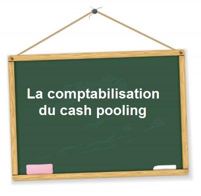 comptabilisation cash pooling centralisation trésorerie
