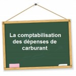 Comptabilisation depenses carburant