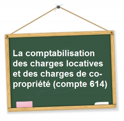 comment comptabiliser les charges locatives et charges de copropri t. Black Bedroom Furniture Sets. Home Design Ideas