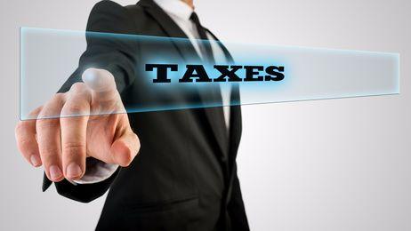 estimer impôts taxes previsionnels business plan
