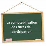 comptabilisation titres de participation