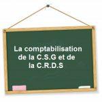 comptabilisation csg crds