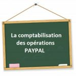 comptabilisation operations paypal