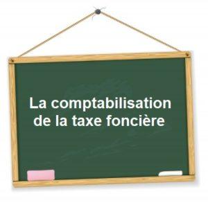 comptabilisation taxe fonciere