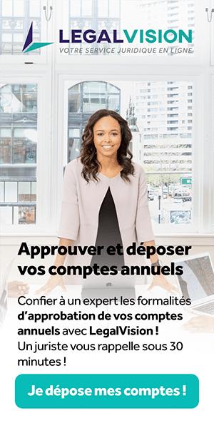 Le Depot Des Comptes Annuels D Une Sasu