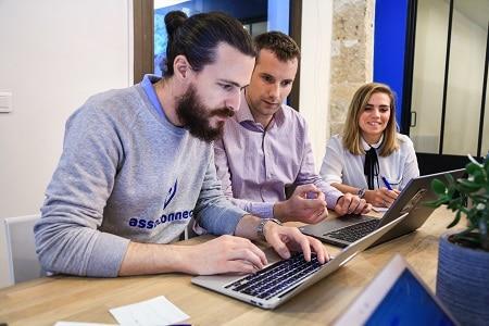 logiciel de comptabilité pour associations AssoConnect