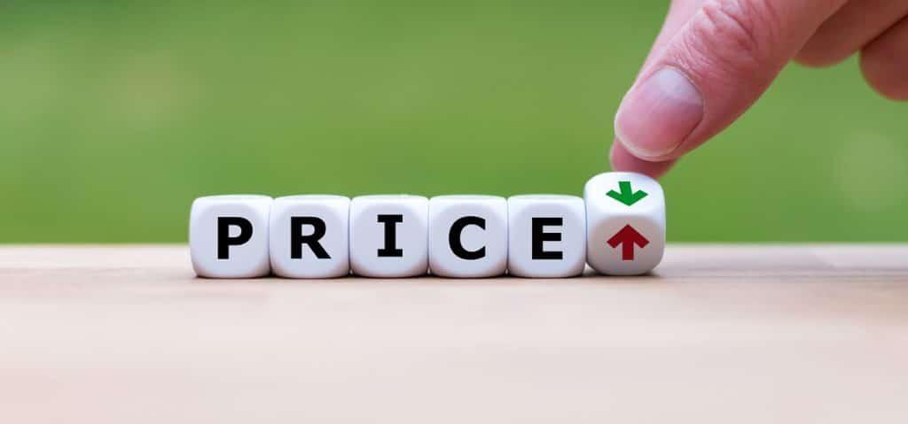 Fixer un prix pour votre bien ou service